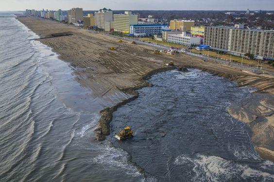 Innalzamento livello dei mari